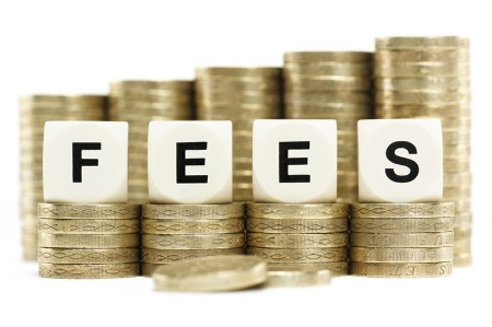 fees and coins