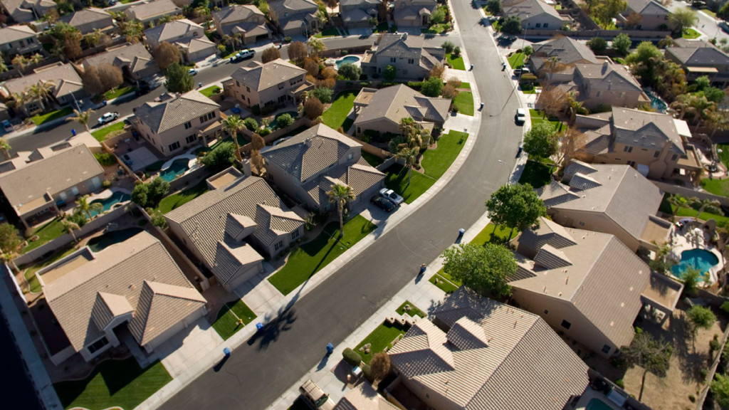 investing in residential real estate properties